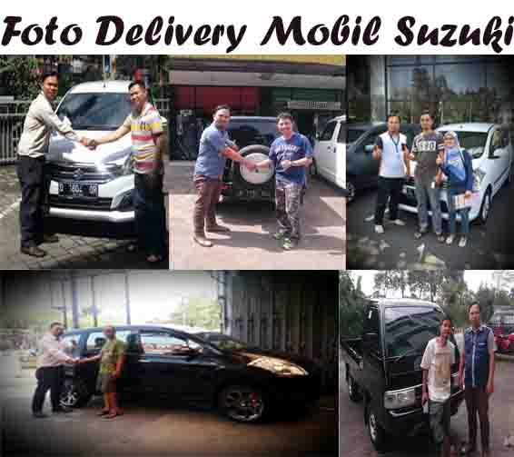 Foto Delivery dan Pengiriman Mobil Suzuki Bandung