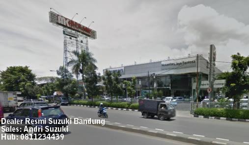 Alamat dan Letak Dealer Pusat Mobil Suzuki Bandung