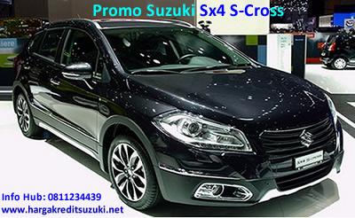 Promo dan Harga OTR Suzuki SX4 S-Cross Bandung