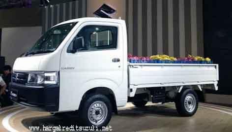 Promo Harga dan Kredit Murah Suzuki New Carry Pick Up Futura di Sumedang
