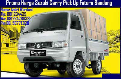 Promo Harga OTR Suzuki Carry Pick Up Bandung