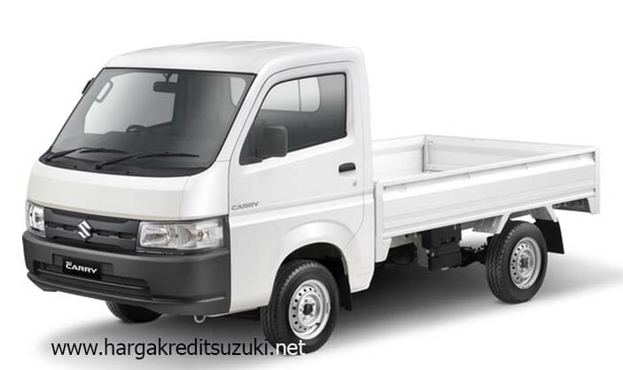 Promo Kredit Murah dan Ringan Suzuki Carry Pick Up Bandung