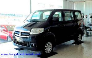 Spesifikasi Suzuki Apv Arena Gx