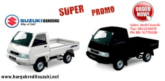 Promo Suzuki Carry Pick Up Futura Garut