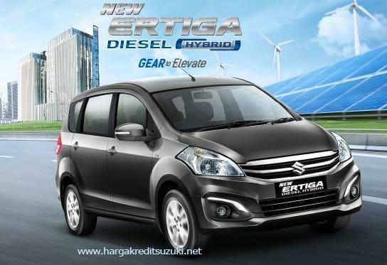 Daftar Harga Terbaru Suzuki Ertiga Diesel Bandung