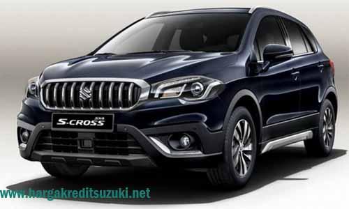 Promo Harga dan Kredit Ringan Suzuki Sx4 SCross Subang
