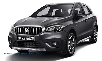 Promo Terbaru Harga dan Kredit Suzuki Sx4 Scross Sumedang