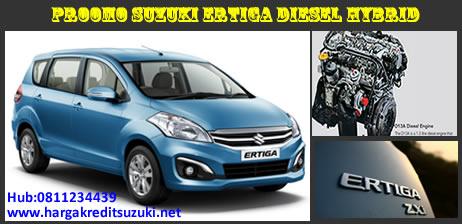 Promo Kredit Murah Suzuki Ertiga Diesel Bandung