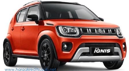 Promo Harga OTR dan Kredit Murah Mobil Suzuki Ignis di Subang