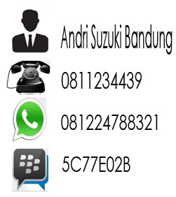 Kontak Telp Dealer Mobil Suzuki Bandung
