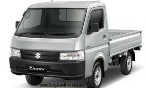 Promo Harga dan Kredit Murah Suzuki New Carry Pick Up Futura di Tasikmalaya