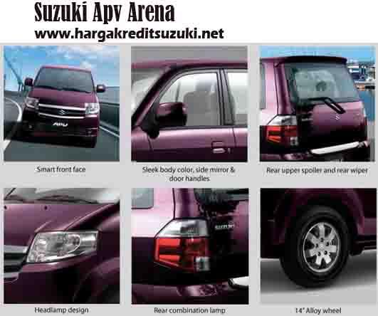 Promo Harga OTR dan Kredit Murah Ringan Suzuki APvV di Sumedang
