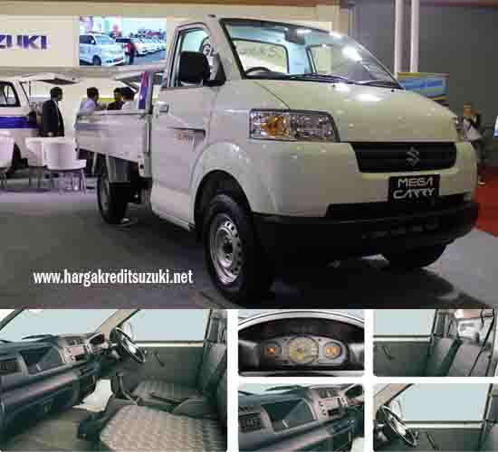 Harga OTR Terbaru dan Kredit Murah Suzuki Mega Carry Apv Pick Up di Subang