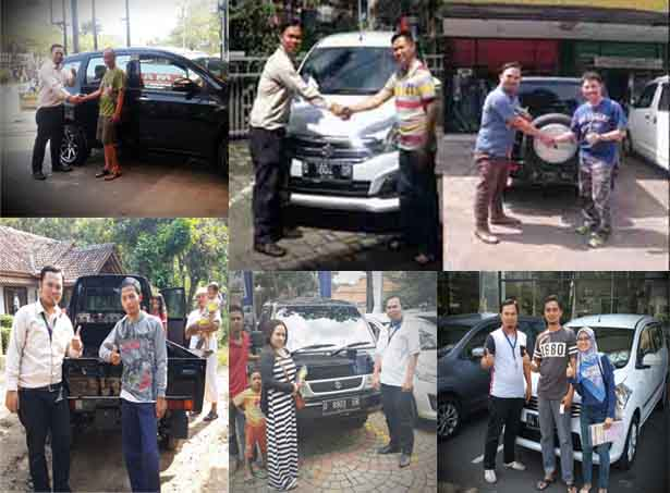 Foto Delivery Sales Marketing Dealer Mobil Suzuki Bandung Cimahi Jawabarat