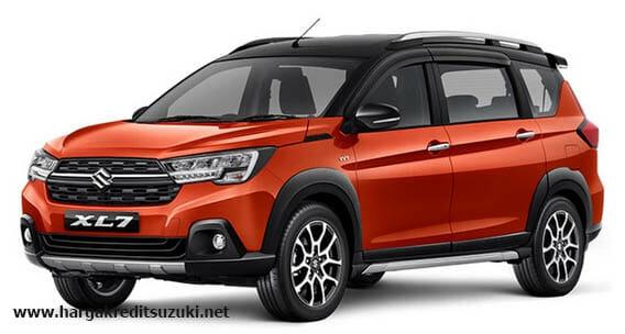 Harga dan Pricelist mobil Suzuki XL7 Manual dan Matic di Bandung Cimahi