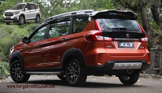 Promo Harga OTR Terbaru dan Kredit Murah Suzuki XL7 di Garut Jawabarat