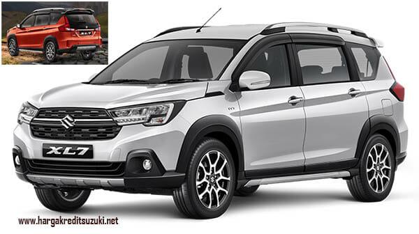 Promo Harga OTR Terbaru dan Kredit Murah Suzuki XL7 di Tasikmalaya