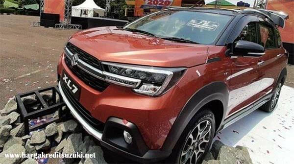 Promo Kredit Dp Ringan dan Cicilan Murah Suzuki XL7 Bandung Cimahi
