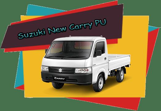Suzuki New Carry Pick Up Bandung Cimahi