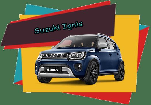 Suzuki Ignis Bandung Cimahi