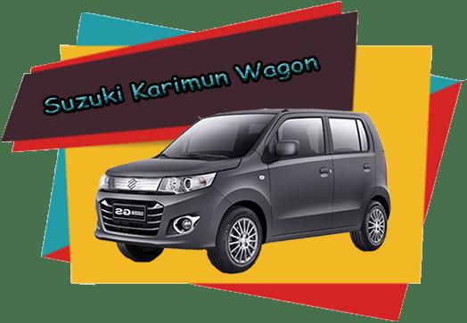Suzuki Karimun Wagon Bandung Cimahi